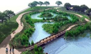 South LA Wetland Park