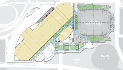68+ Staples Center Floor Plan - Staples Center Seating Chart With ...