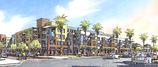 Carson Building Their Downtown Southla