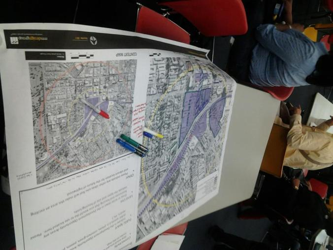 Downtown Inglewood TOD Map