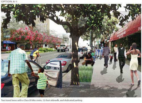 slauson-streetscape