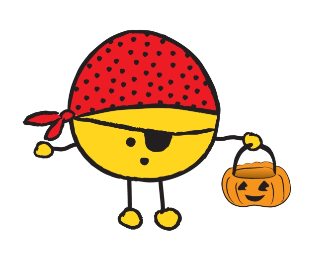 Kidgits Halloween Logo