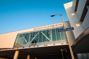 Baldwin Hills Crenshaw Mall